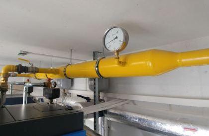 Wewnętrzne instalacje gazowe
