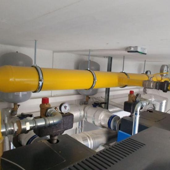 Wykonanie instalacji gazowej