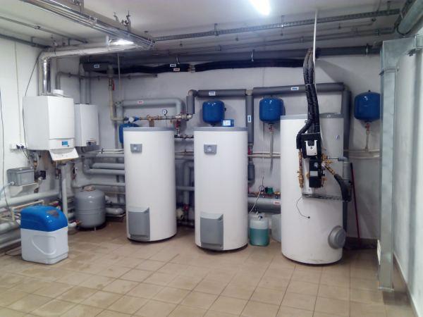 wymiana instalacja woda, kanalizacja, c.o.
