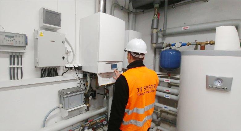 Firma JT SYSTEM Instalacje sanitarne
