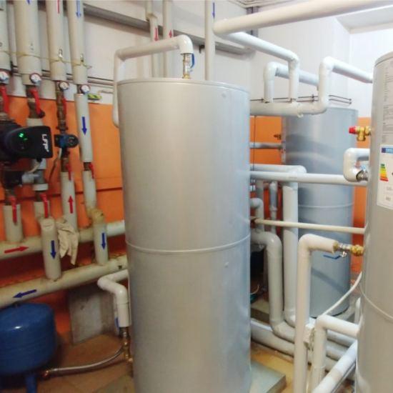 instalacje i systemy wodne