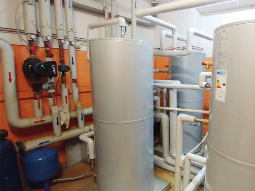 Montaż instalacji wody ciepłej i zimnej